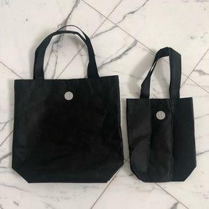 lululemon athletica Bags - Lululemon Shopping Bags- Set of 2